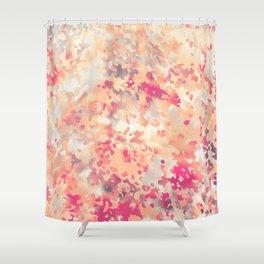 Acid Camouflage Shower Curtain