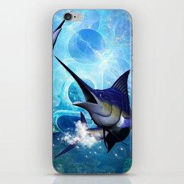 Marlin iPhone Skin