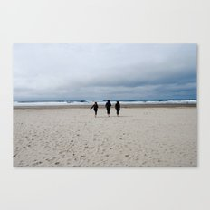 Run Canvas Print