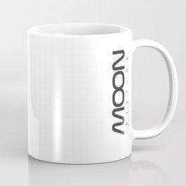 White MOON mission Coffee Mug