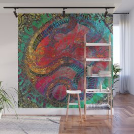 Chinese Dragon  Wall Mural