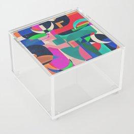 Collage VI Acrylic Box