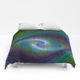Elliptical Eye Comforters