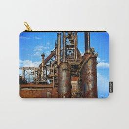 Bethlehem Steel Blast Furnace 1 Carry-All Pouch
