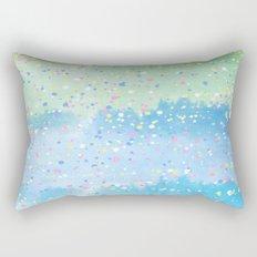 Spring Splatter Rectangular Pillow