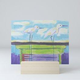 #Sharky's Mini Art Print