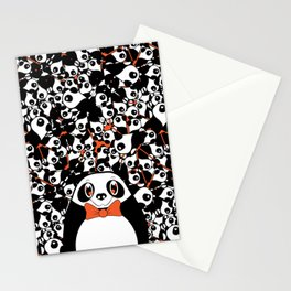 PANDA! PANDA! PANDA! Stationery Cards