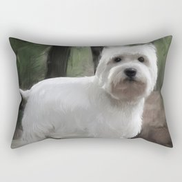 Friday Rectangular Pillow