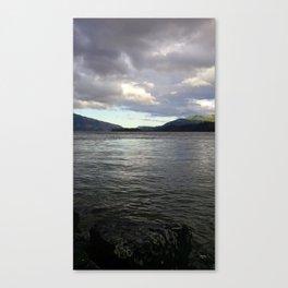 (#79) Under The Storm Canvas Print