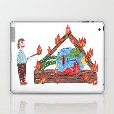Mundinho - Burn Laptop & iPad Skin