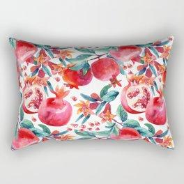 Pomegranate pattern #2 Rectangular Pillow