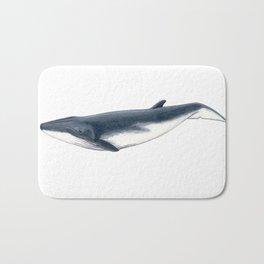 Bryde´s baby whale (Balaenoptera brydei) Bath Mat