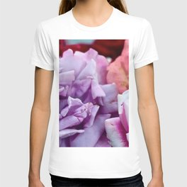 The Happiness of Roses T-shirt