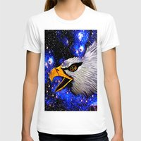 eagle T-shirts featuring Eagle by Saundra Myles