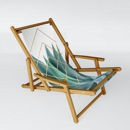 Agave geometrics Sling Chair