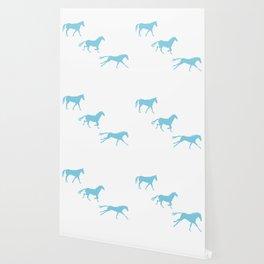 A Horse Runs_B Wallpaper