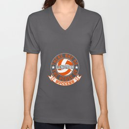 There Are No Elevators In The House Unisex V-Neck