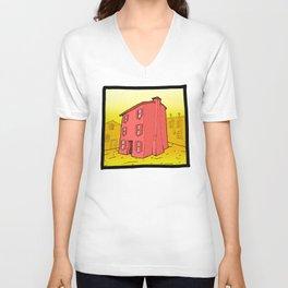Murano house Unisex V-Neck