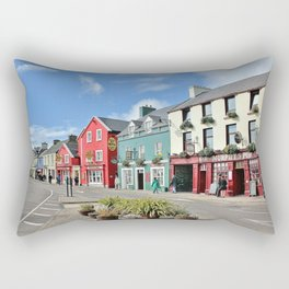 The Small Port Town of Dingle Rectangular Pillow