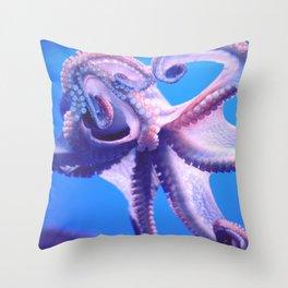 OoOoOoOo Throw Pillow