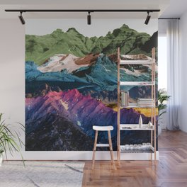Dream Nature MOUNTAINS Wall Mural
