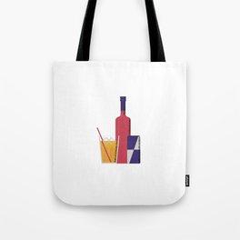 Vodka Red Bull Tote Bag