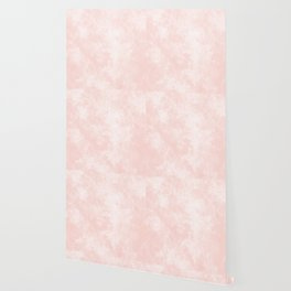 Pink Coral Marble Wallpaper