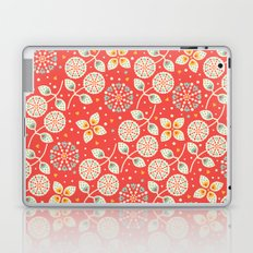 Vintage Flora Laptop & iPad Skin