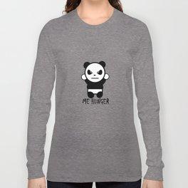 Freakout Panda... Long Sleeve T-shirt