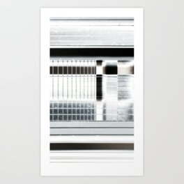 Burnaby nº 69 Art Print