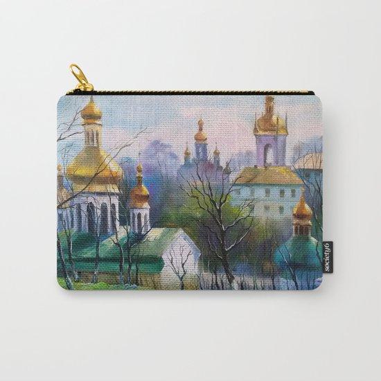 Holy Dormition Kiev-Pechersk Lavra Carry-All Pouch