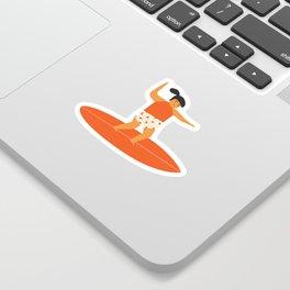Surf kids Sticker