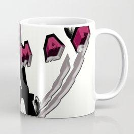 not human basketball player Coffee Mug