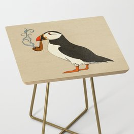 Puffin' Side Table