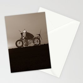 """The """"DEICH"""" RIDER Stationery Cards"""