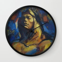 Native Pride Wall Clock