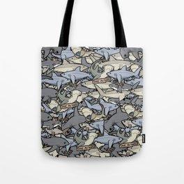 Save ALL Sharks! Tote Bag