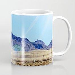 Nevada Plateau Coffee Mug
