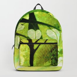 """ Green Time "" Backpack"