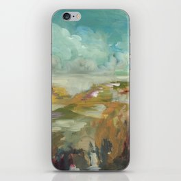 Marshlands iPhone Skin