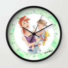 Happy Birthday! Wall Clock