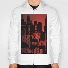 Cities Hoody
