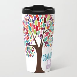 family tree Travel Mug