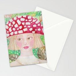 Mushie Girl Stationery Cards
