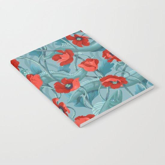 Barracuda - Aqua version Notebook
