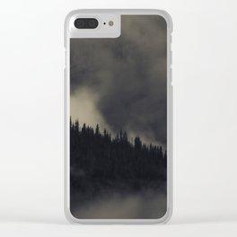 British Columbia Clear iPhone Case