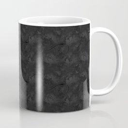 Subtle Black and Gray Elegance Coffee Mug