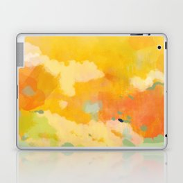 abstract spring sun Laptop & iPad Skin