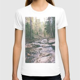 Just Around the Riverbend T-shirt