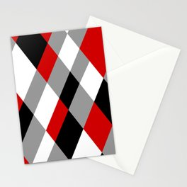 Red Prism Stationery Cards